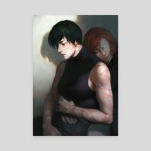 Nobara x Maki - Canvas by medusa_149