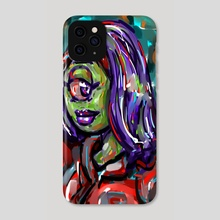Head band beauty - Phone Case by HYZO