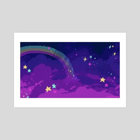 Rainbow of Dreams by Kiana Mosser