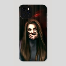 Silence - Phone Case by Alion (Alina Watson)