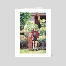 Milestones - Art Card by Enid
