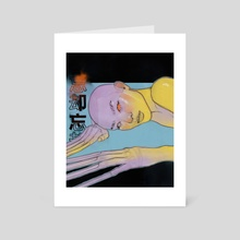 oblivion - Art Card by lumierize