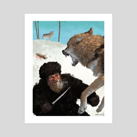 Wolf by Sergey  Sorokin
