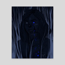I See U - Canvas by Angelica Fatourou