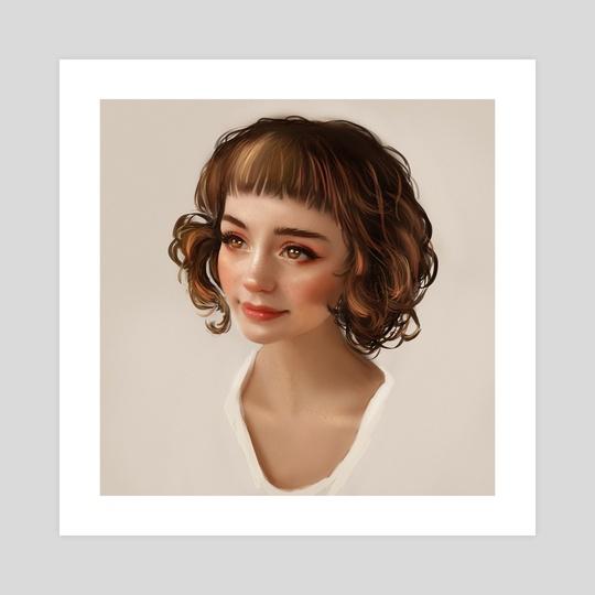 Face by Abigaile Hawk