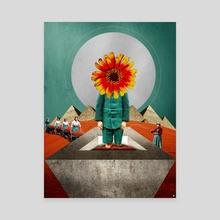 Nurturing Project - Canvas by Kostis Pavlou