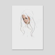 Lana 3 - Acrylic by Ashley Redgrave