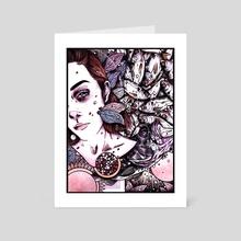 underamoltensky - Art Card by Topher Petsch