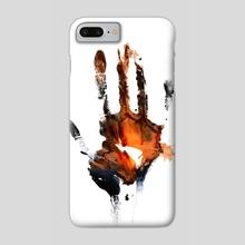Hold My Hand - Phone Case by Sara casen