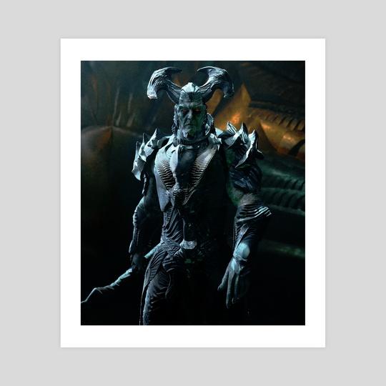 Steppenwolf by George Evangelista