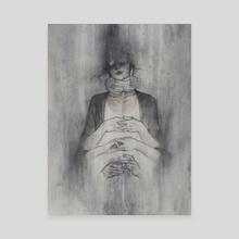 Stain - Canvas by Reiko Murakami