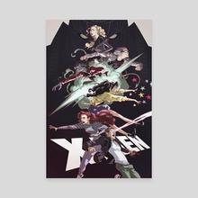 X-Men: Apocalypse - Canvas by Kenny Park