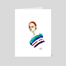 The counselor - Art Card by Alex Matt