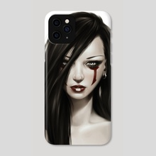 Pale - Phone Case by Antarctic Spring