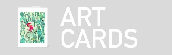 Art Cards: Art Handmade for Sharing!