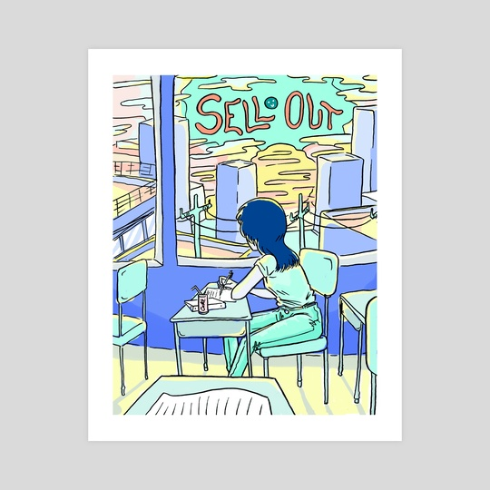 Sell Out by Bibi Brophy