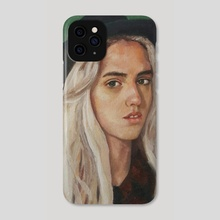 oil Valle - Phone Case by Pez Gato