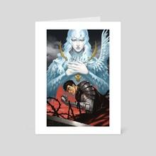 Berserk - Art Card by Mony Pich