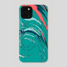 Ola - Phone Case by Nashaat Conde