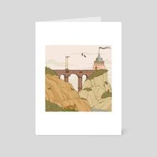 september house - Art Card by Anine Bösenberg