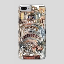 Palace of San Telmo - Phone Case by Maja Wrońska