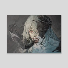 Mahito (2) - Acrylic by Lu Lu