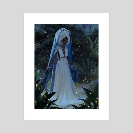 Night Stroll by Lisa Heidhoff