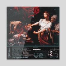 Judith Killing Holofernes - Acrylic by Broken HQ