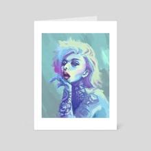 Tattoo - Art Card by Shek