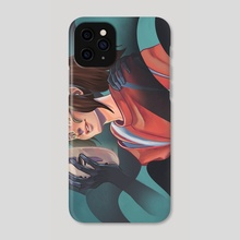 No Face Chihiro - Phone Case by Ryan Ahmad y