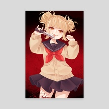 Toga - Canvas by Kim