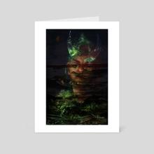 Revenant - Art Card by Em Borjon