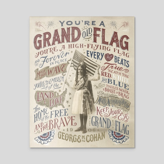 You're a Grand Old Flag by The Union Archive