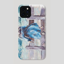the fence - Phone Case by Cécile Congost