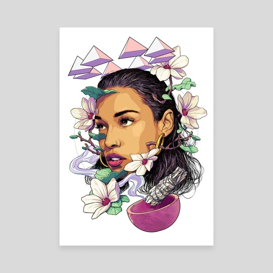 Princess Nokia by Matt Chu