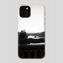 Angel of Paris - Phone Case by Benjamin Fauvel