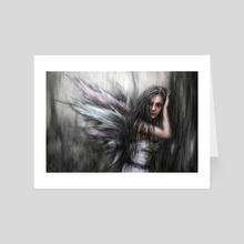 Fairy - Art Card by Justin Gedak