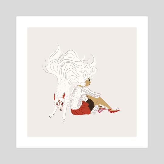 Kitsune by Reimena Yee