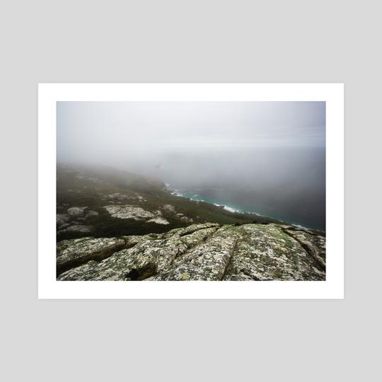 Fog by Oscar Manuel Calleja Hermosa