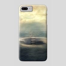 hole - Phone Case by Even Liu