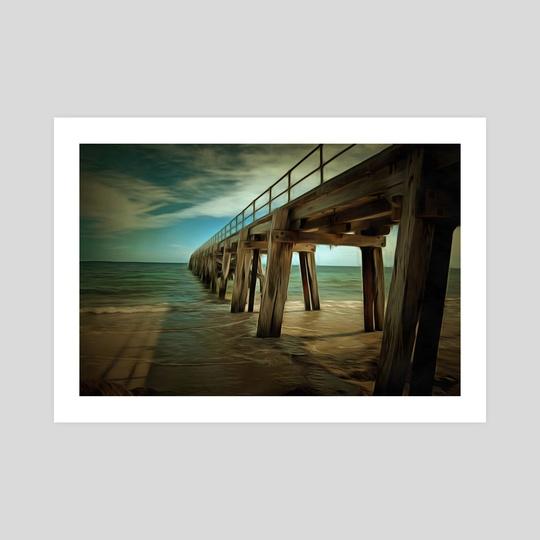 Peninsula Jetty by Alan Carson