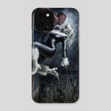 Fancy Meeting you here - Phone Case by Andrew Dobell