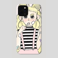 Usagi Tsukino  - Phone Case by Danielle Goesele