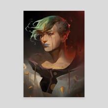 Jobin - Canvas by scherville