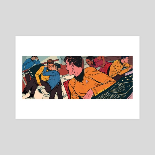 Star Trek Fanfiction by Patrick  Leger
