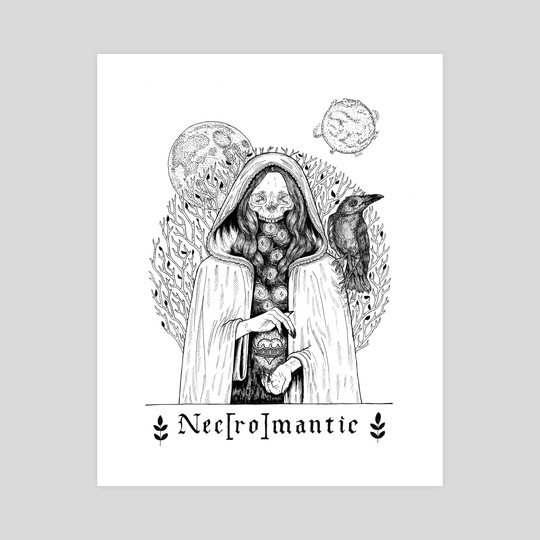 Necromantic by Kay Ann