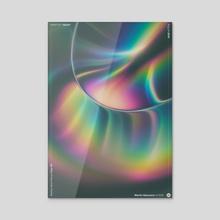 """WWP 211 """"3D63"""" - Acrylic by Martin Naumann"""
