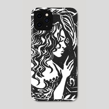 Equine Love - Phone Case by Jamie Nicole