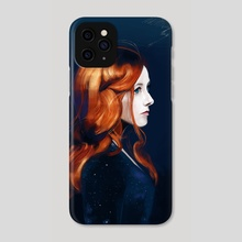 Neko Case - This Tornado Loves You - Phone Case by Brad Collins