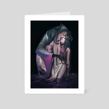 Cursed - Art Card by Tida